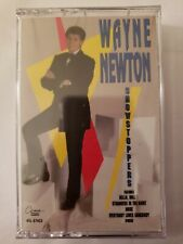 Wayne Newton Showstoppers Cassette Tape 1991 New Sealed