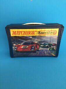 Matchbox Superfast Collectors Mini-Case 24 Car 1970
