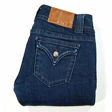 Vigoss Studio Jeans Women The New York Skinny Dark Wash Pocket Flap  Size 5-6/29