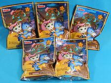 5x Sheriff Callie's Wild West Blind Bag Mystery Mini Figures Sealed Disney