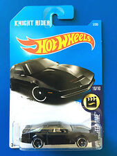 2017 Hot Wheels KNIGHT RIDER K.I.T.T. 1982 Pontiac Firebird Trans Am - mint!