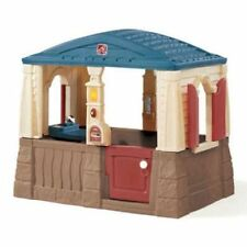 Childrens Play House Kids Cottage Playhouse Outdoor Play Room Child Small Home
