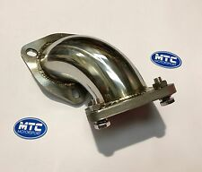 MTC MOTORSPORT 1.8T K03-K04 TURBO DOWNPIPE ADAPTOR MK4 GOLF LEON A3 BORGWARNER