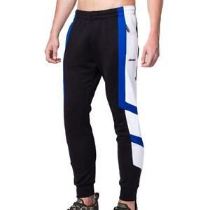 adidas Mens Tracksuit Bottoms originals Eqt Block Slim Track Pants Gym Fitness
