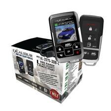 Excalibur AL-2075-3DB-L 2-Way 1 Mile Long Range Car Remote Start Security System