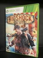 BioShock Infinite (Microsoft Xbox 360, 2013) Tested & Complete mint played once