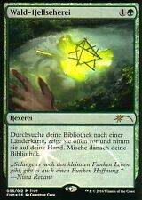 Wald-Hellseherei FOIL / Sylvan Scrying | NM | FNM Promo | GER | Magic MTG