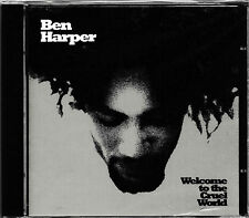 Ben Harper-Welcome to the cruel world CD NUOVO & OVP/SEALED!
