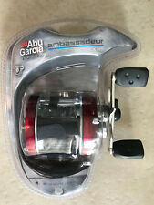 Abu Garcia Ambassadeur 5600BCX Red Fishing Reel 5600 BCX 5.3:1 Fish 10.4 oz. NEW