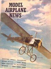 Model Airplane News Magazine Morane Saulnier April 1965 082317nonrh
