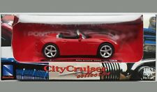 2006 PontIac Solstice Red Diecast New Ray City Cruiser 1:43 Collectible NEW