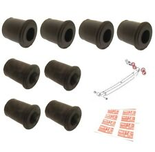 Leaf Spring Rear Axle Lower Bushing Rubber For 1998-2012 Ford Ranger Mazda B2500