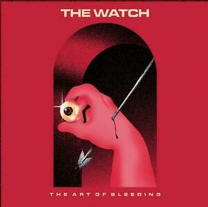 THE WATCH - THE ART OF  BLEEDING SEALED DIGIPAK CD 2021 ITALIAN NEO PROG