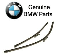 BMW 6 series 2004 on.Coupe /& Convertible TRICO Flat Wiper Blades E63 and E64