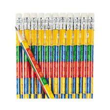 Lego Block Party Favors Pencils Erasers x 12 Loot Bag Filler