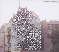 Martyn - Ghost People [New & Sealed] Digipack CD