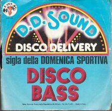 13525  D D SOUND  DISCO BASS