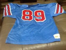 Game Used AC Flora Football Jersey Columbia SC Todd & Moore #89 Rare