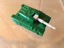 Transformers G1 1989 BOMBSHOCK figure MICROMASTER Military Patrol