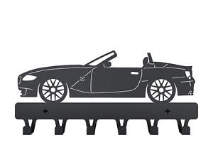 bmw z4 e85 WALL KEY RACK Hanger Organizer Car lover convertible gift for him