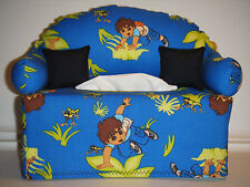 Nickelodeon  Go Diego Go    Tissue Box Couch Cover