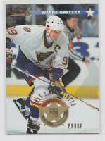 1996-97 Donruss Press Proof #93 Wayne Gretzky /2000 St. Louis Blues