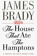 The House That Ate the Hamptons: Lily Pond Lane-ExLibrary