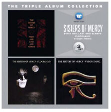 Triple Album Collection by The Sisters of Mercy (CD, Oct-2012, Warner Music)