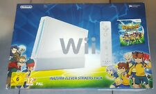 Caja vacia Nintendo Wii Inazuma Eleven Striker Pack, SOLO CAJA!!!
