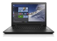 "LENOVO IdeaPad 110 15.6"" Laptop- Black"