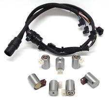 Transmission Solenoid Set W/ Wire Harness VW JETTA 95-04 01M O1M NEW (99103)