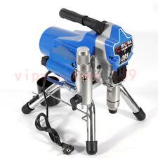 High Pressure Airless Paint Spray Gun Sprayer Spraying Machine Mechanical 110V