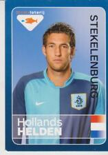 Dutch Tradingcard Hollandse Helden 2008 Maarten Stekelenburg
