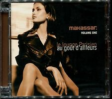 MAKASSAR VOLUME ONE - LE LOUNGE PARISIEN - CD COMPILATION NEUF ET SOUS CELLO