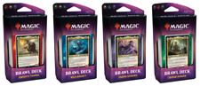 Throne of Eldraine Brawl Deck Set of 4 Sealed Magic the Gathering