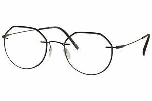 Silhouette Eyeglasses Dynamics CA-Rings GZ 5500 9240 Optical Frame
