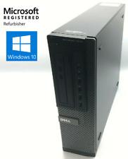Dell OptiPlex 7010 DT Core i7 3770 3.4 GHz 16GB RAM 1TB HD - Win 10 Pro
