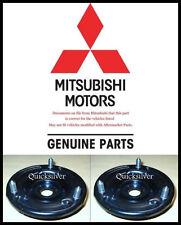 95 99 Mitsubishi Eclipse Eagle Talon FRONT Upper Strut Mount Plates NEW OEM