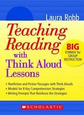 Teaching Reading With Think Aloud Lessons, Robb, Laura, Acceptable Book