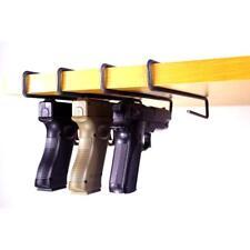 Easy Use Gun 4 Hanger Safe Storage Pistol Rack Holder Holster Organizer Display