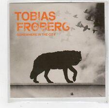 (FS826) Tobias Froberg, Somewhere In The City - 2006 DJ CD