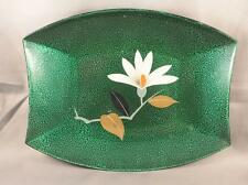 Vintage Plastic Plate Tray Platter made in Japan