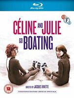 Celine and Julie Go Boating (Blu-ray) [DVD][Region 2]