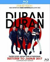 Duran Duran Paper Gods Japan Tour At Budokan 2017 Complete HDTV Edition Blu-ray