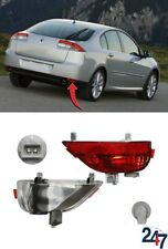 NEW RENAULT LAGUNA 2007 - 2015 REAR BUMPER FOG LIGHT LAMP RIGHT SIDE O/S