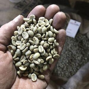 BOJANGLES GUATEMALA SHB EP Green/Raw 100% Arabica Coffee Beans For Home Roasting