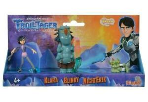 Trollhunters Simba 3-pack Figures Claire Blinky NotEnrique
