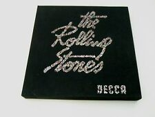 THE ROLLING STONES - The Rolling Stones - BOX 5 LP - GLITTER LETTERING - DECCA -