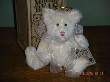 "Boyds Bears Mohair 2000 ~8"" Bethany Bearington~ Mohair Collection"