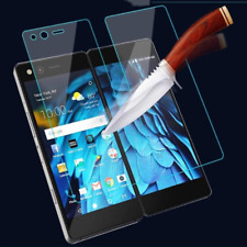 For ZTE Axon M Z999 Phone Tempered Glass Ultra Thin Screen Protectors